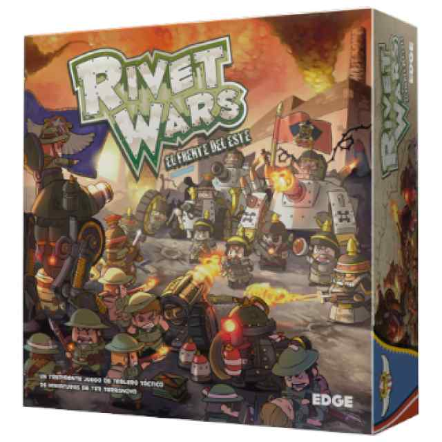 Rivet Wars TABLERUM