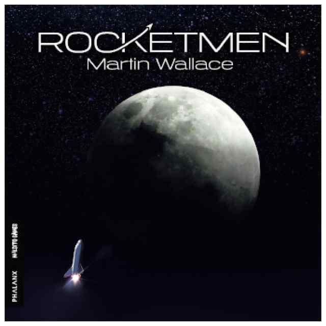 Rocketmen TABLERUM