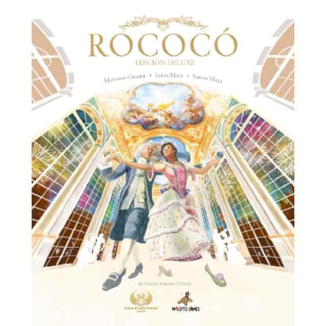 Rococó (Edición DeLuxe) TABLERUM