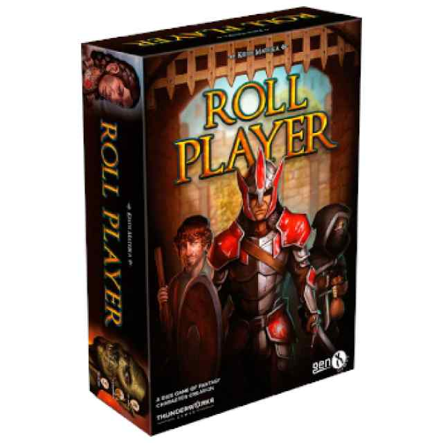 Roll Player TABLERUM