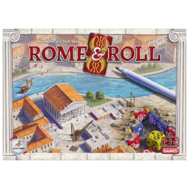 Rome & Roll TABLERUM