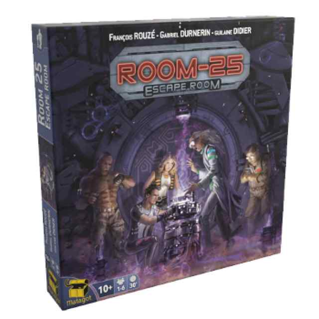 Room 25: Escape Room TABLERUM