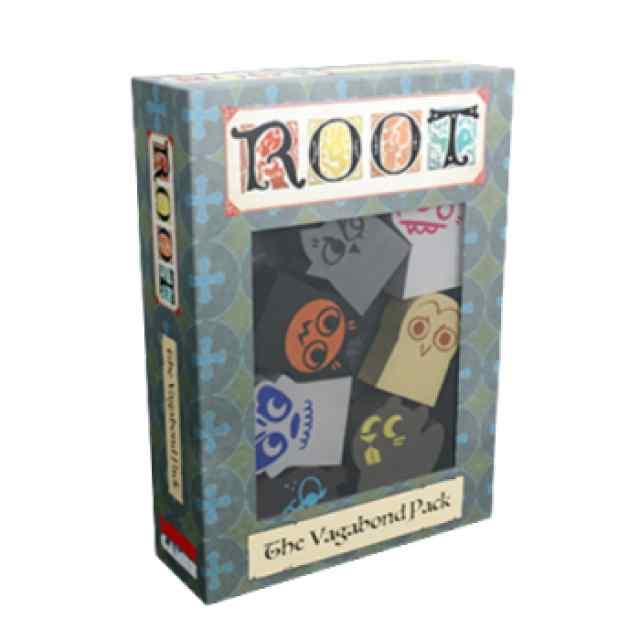 Root: Pack El Vagabundo (Inglés) TABLERUM
