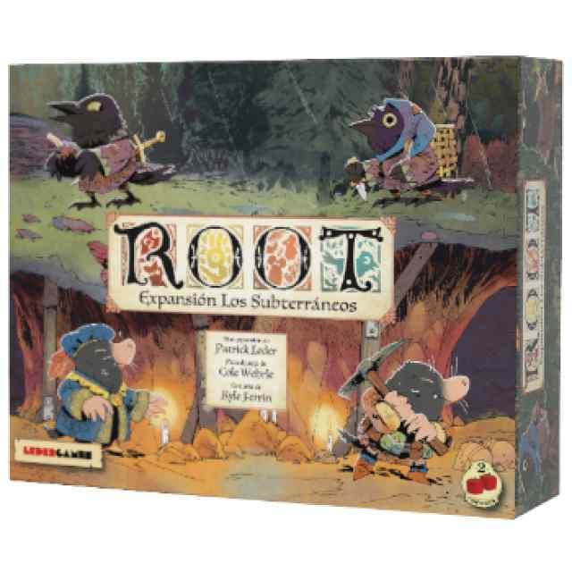Root: Expansión Los Subterráneos TABLERUM