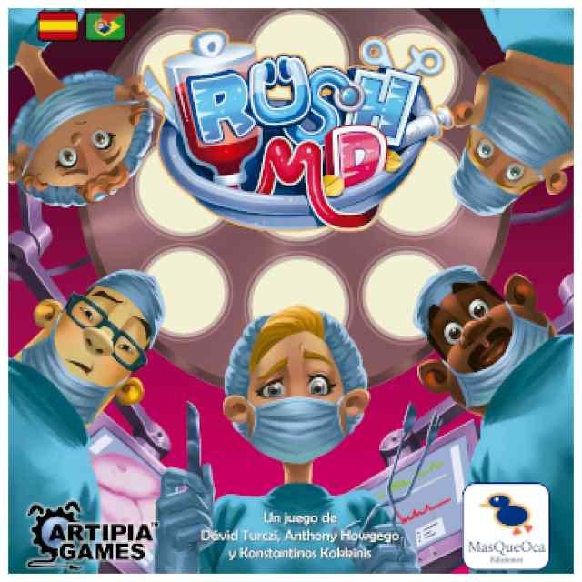 Rush MD TABLERUM