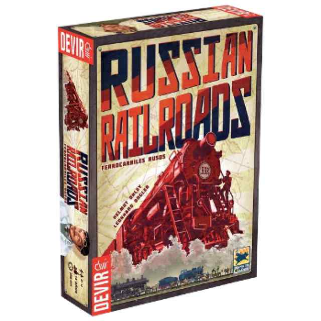 comprar Russian Railroads