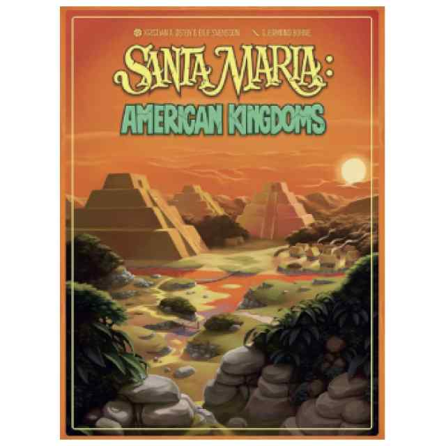 Santa María: American Kingdoms TABLERUM