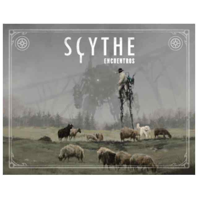 Scythe: Encuentros TABLERUM
