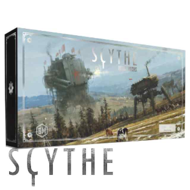 Scythe Metal Mechs TABLERUM