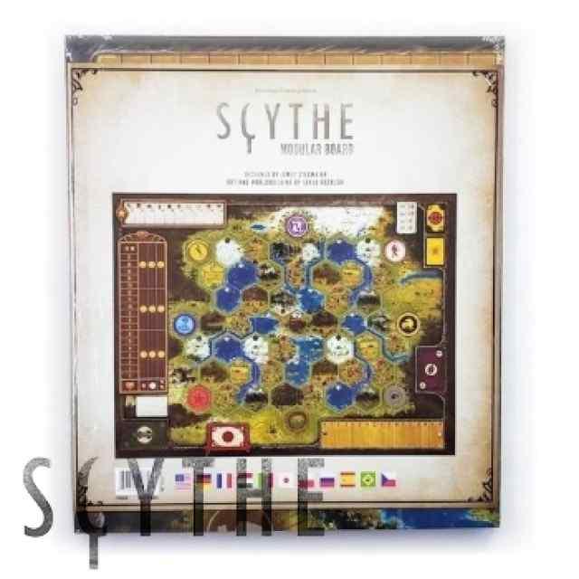 Scythe: Tablero Modular TABLERUM
