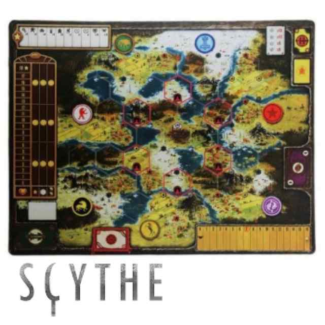 Scythe: Tablero de neopreno TABLERUM
