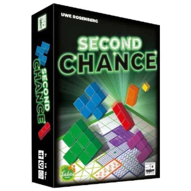 Second Chance TABLERUM