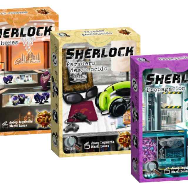 Serie Q Sherlock Pack