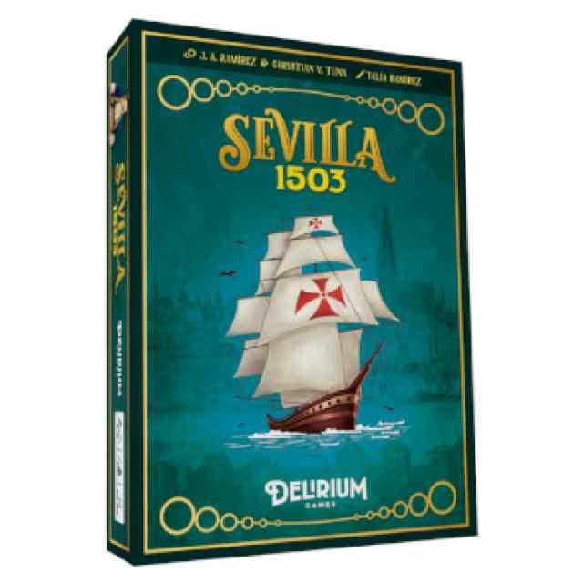 Sevilla 1503 TABLERUM
