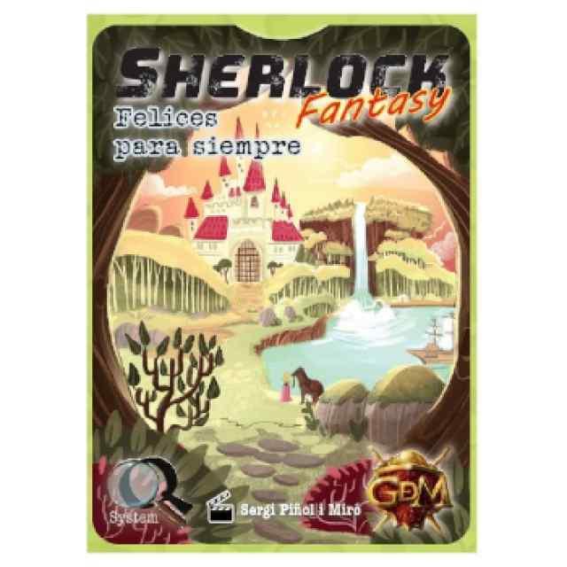 Sherlock Fantasy: Felices Para Siempre TABLERUM