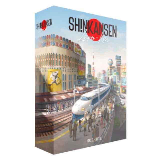 Shinkansen Zero-Kei TABLERUM
