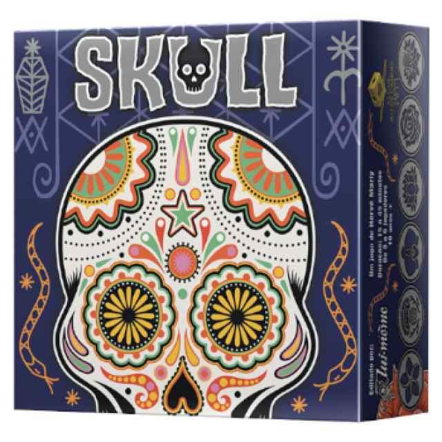 Skull TABLERUM