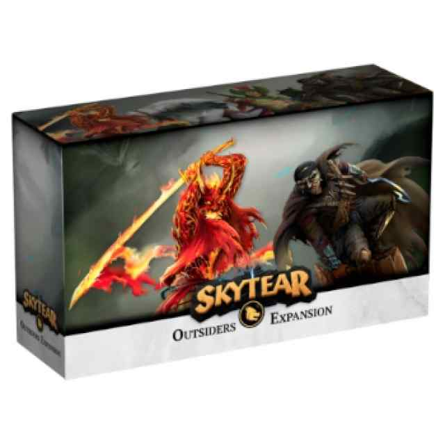 Skytear: Outsider TABLERUM