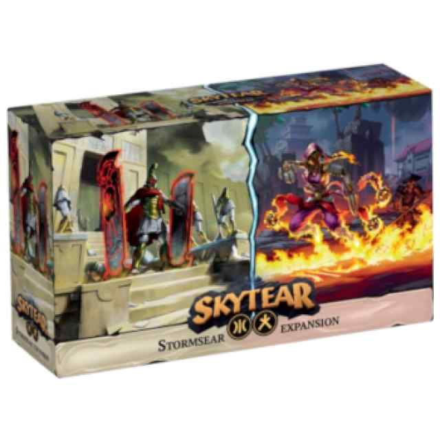 Skytear: Stormsear TABLERUM