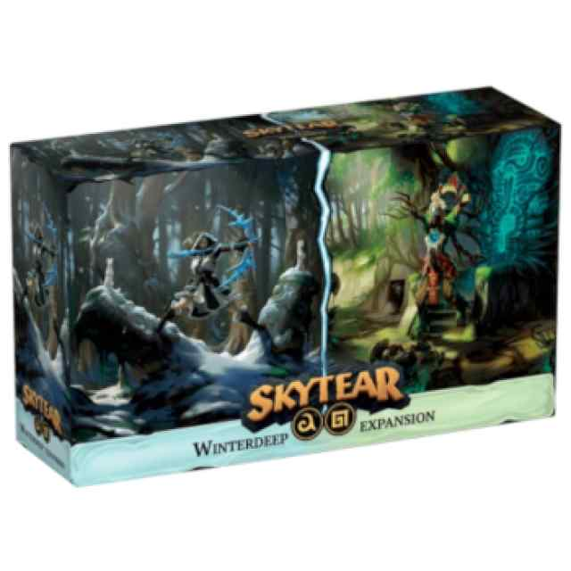 Skytear: Winterdeep TABLERUM