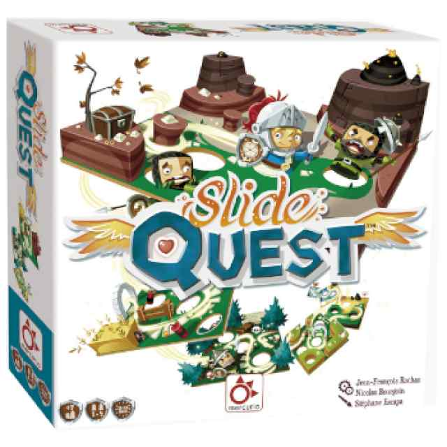 Slide Quest TABLERUM