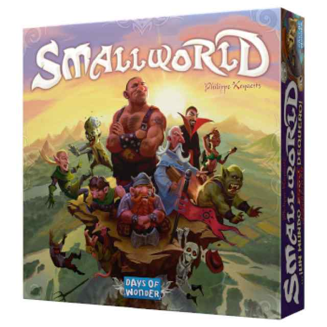 Smallworld TABLERUM