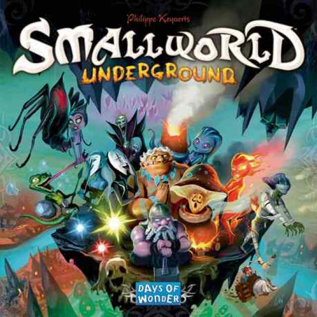 comprar Small World: Underground