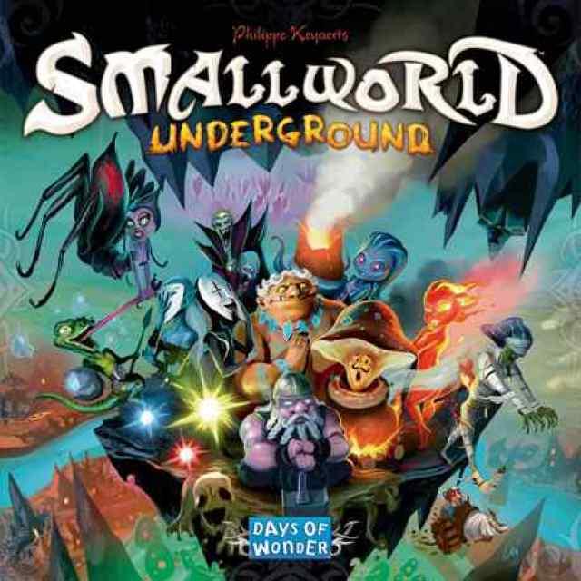 comprar Small World: Underground