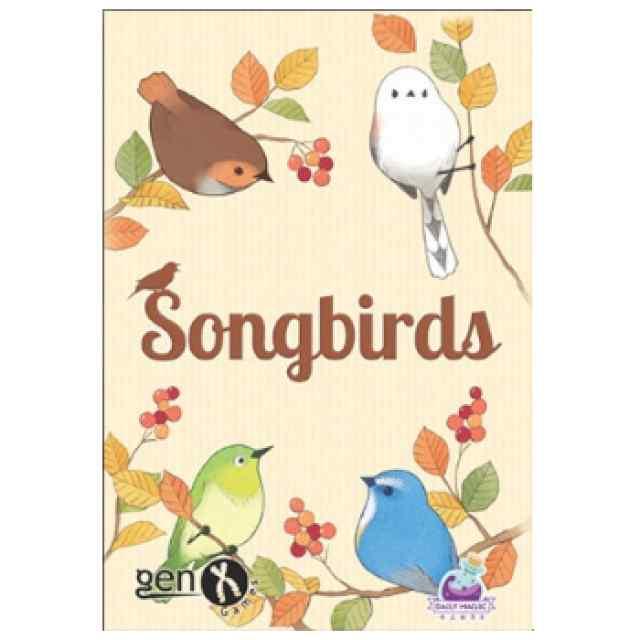 Songbirds TABLERUM