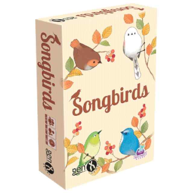Songbirds TABLERUM