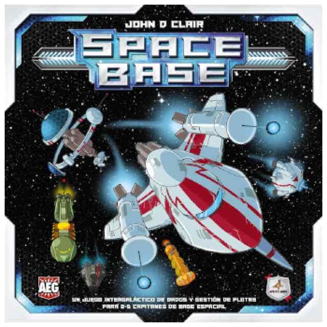 Space Base TABLERUM