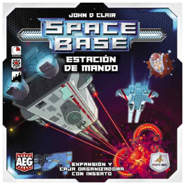 Space Base: Estación de Mando TABLERUM