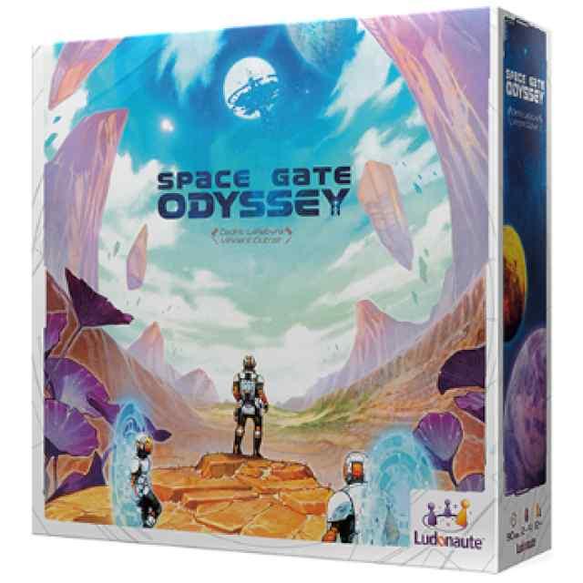 Space Gate Odyssey TABLERUM
