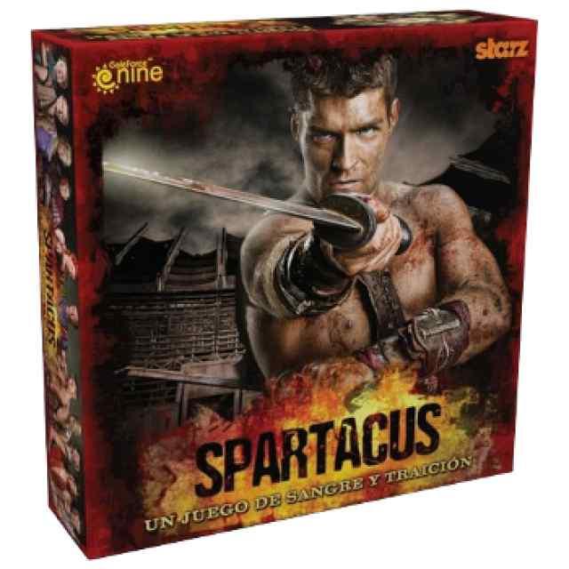 comprar spartacus