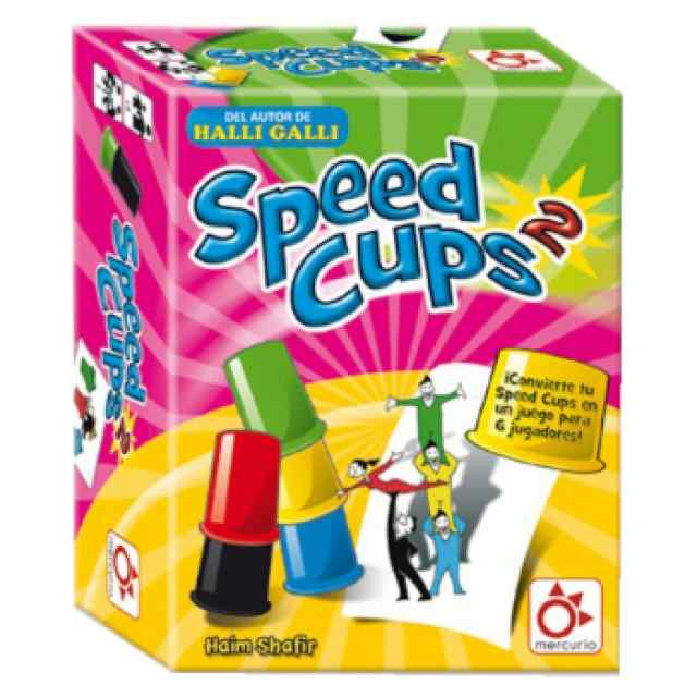 Speed Cups 2 TABLERUM