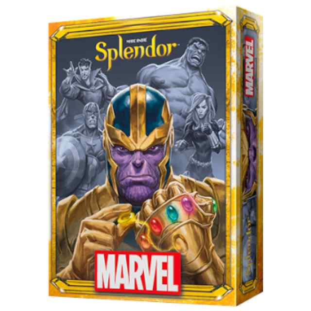 Splendor Marvel TABLERUM