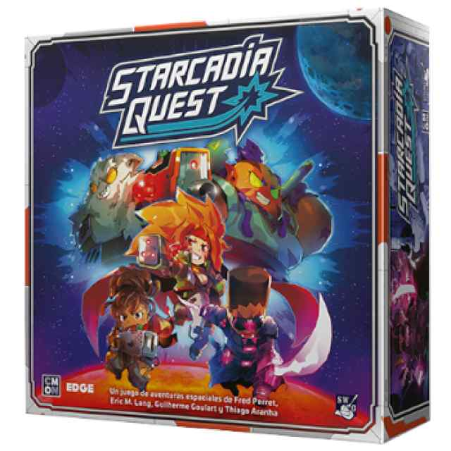 Starcadia Quest TABLERUM