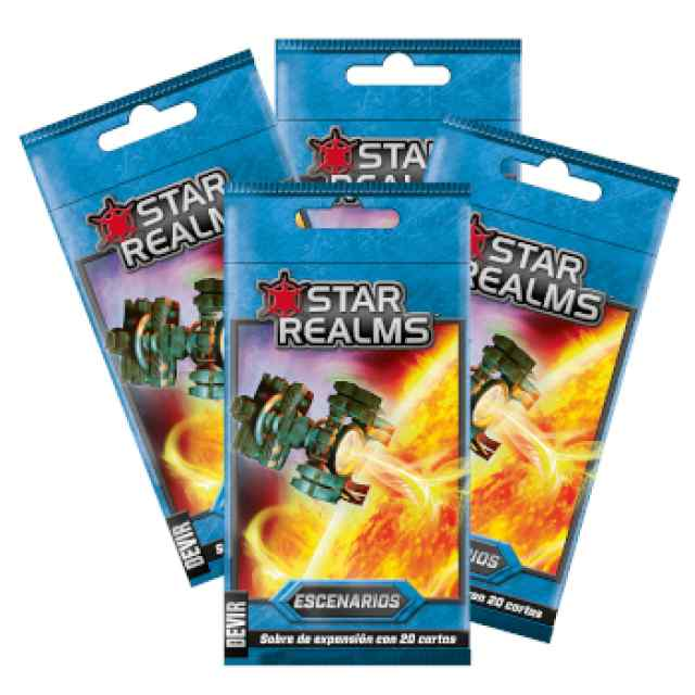 Star Realms: Scenarios TABLERUM