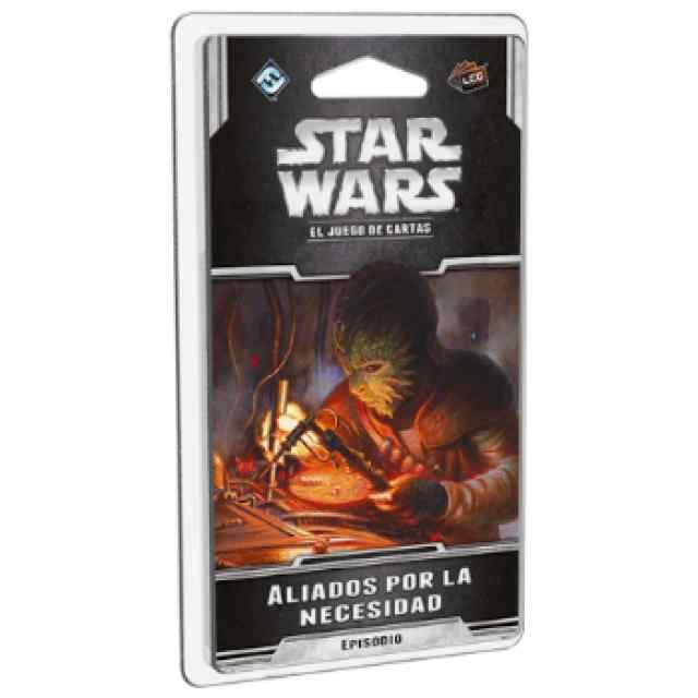 Star Wars LCG: Aliados por la necesidad TABLERUM