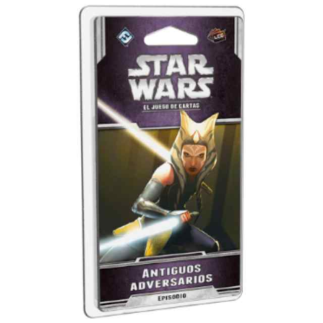 Star Wars LCG: Antiguos Adversarios TABLERUM