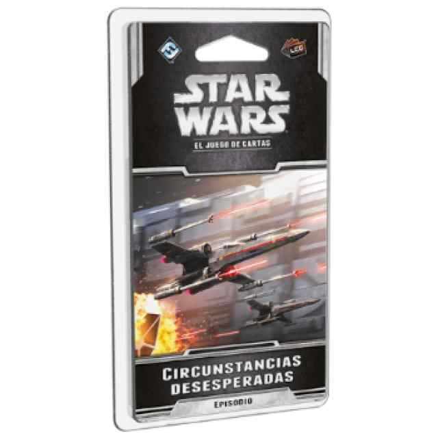Star Wars LCG: Circunstancias Desesperadas TABLERUM