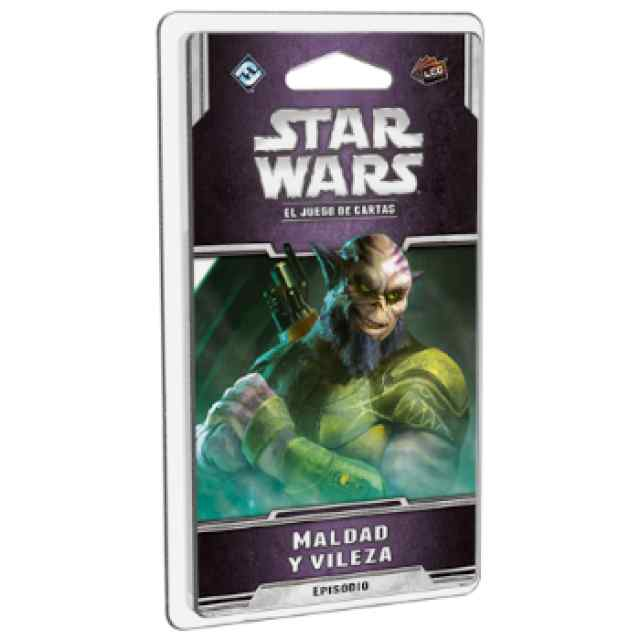 Star Wars LCG: Maldad y Vileza TABLERUM