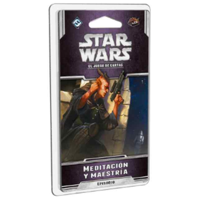 Star Wars LCG: Meditación y Maestría TABLERUM