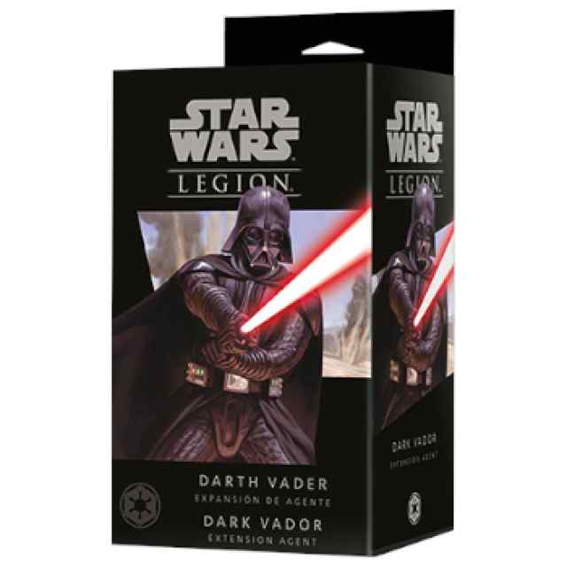 Star Wars Legión: Darth Vader Expansión de agente TABLERUM