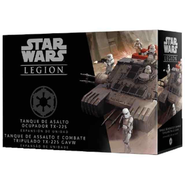 Star Wars Legión: Tanque de asalto Ocupador TX-225 TABLERUM