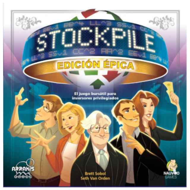 Stockpile Edición Épica TABLERUM