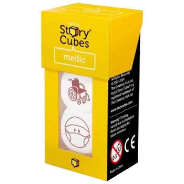 comprar Story Cubes Médico