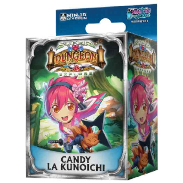 Super Dungeon Explore: Candy La Kunoichi TABLERUM