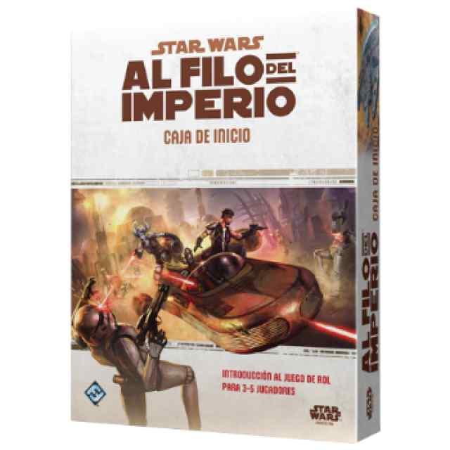 Star Wars: Al Filo del Imperio Caja de inicio TABLERUM