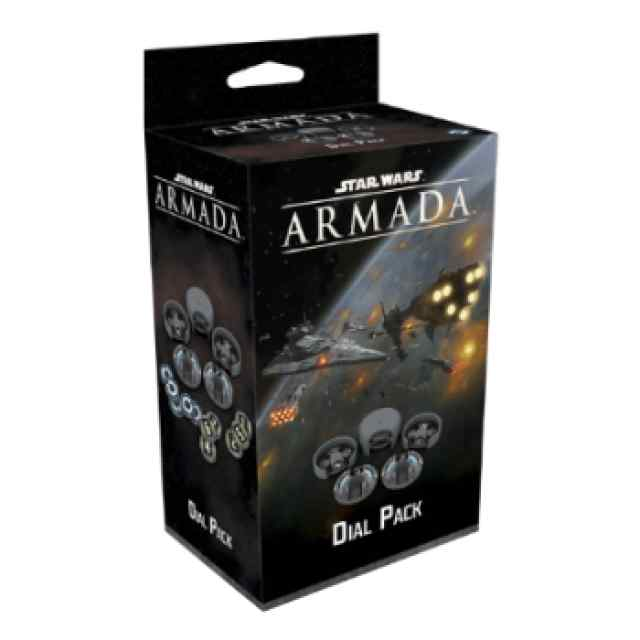 Star Wars Armada: Armada Dial Pack TABLERUM